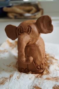 elephant-argile
